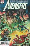 Cover for Avengers (Marvel, 2018 series) #3 (693) [Ed McGuinness]