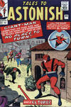 Cover Thumbnail for Tales to Astonish (1959 series) #54 [British]