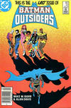 Cover Thumbnail for Batman and the Outsiders (1983 series) #32 [Canadian]