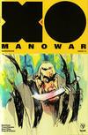 Cover Thumbnail for X-O Manowar (2017) (2017 series) #16 [Cover B - Jim Mahfood]