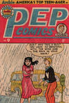 Cover for Pep Comics (H. John Edwards, 1951 series) #9