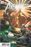 Cover for Avengers (Marvel, 2018 series) #4 (694) [Ed McGuinness]