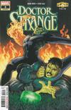 Cover for Doctor Strange (Marvel, 2018 series) #3 [Jesús Saiz]