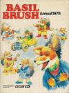 Cover for Basil Brush Annual (World Distributors, 1978 series) #1978