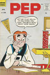 Cover for Pep (Archie, 1960 series) #138 [UK price]