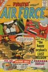 Cover for Fightin' Air Force (Charlton, 1956 series) #25 [UK price]