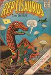 Cover for Reptisaurus (Charlton, 1962 series) #6 [British]