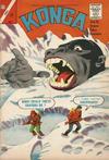 Cover for Konga (Charlton, 1960 series) #12 [British]