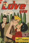 Cover for I Love You (Charlton, 1955 series) #39 [15 cent price]