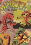 Cover for Reptisaurus (Charlton, 1962 series) #4 [British]