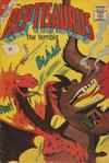 Cover for Reptisaurus (Charlton, 1962 series) #5 [British]