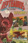 Cover for Reptisaurus (Charlton, 1962 series) #7 [British]
