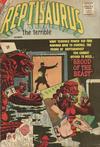 Cover for Reptisaurus (Charlton, 1962 series) #8 [British]