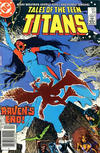 Cover for Tales of the Teen Titans (DC, 1984 series) #64 [Canadian]