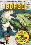Cover for Gorgo (Charlton, 1961 series) #8 [British]