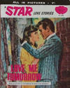Cover for Star Love Stories (D.C. Thomson, 1965 series) #155