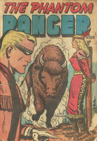 Cover Thumbnail for The Phantom Ranger (Frew Publications, 1948 series) #50