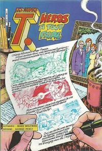 Cover Thumbnail for Les Jeunes T. (Arédit-Artima, 1985 series) #1