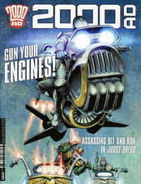 Cover Thumbnail for 2000 AD (Rebellion, 2001 series) #2085