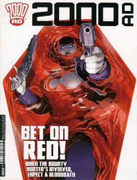 Cover Thumbnail for 2000 AD (Rebellion, 2001 series) #2086