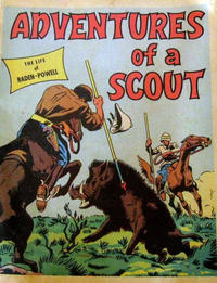 Cover Thumbnail for Adventures of a Scout (Boy Scouts of America, 1970 ? series)