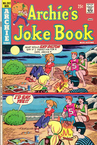 Cover Thumbnail for Archie's Joke Book Magazine (Archie, 1953 series) #202