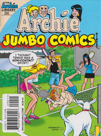 Cover Thumbnail for Archie (Jumbo Comics) Double Digest (Archie, 2011 series) #290