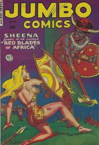 Cover Thumbnail for Jumbo Comics (Superior, 1951 series) #152