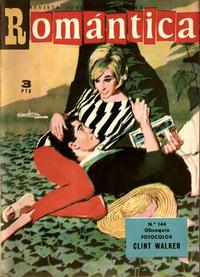 Cover Thumbnail for Romantica (Ibero Mundial de ediciones, 1961 series) #144