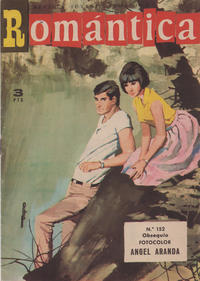 Cover Thumbnail for Romantica (Ibero Mundial de ediciones, 1961 series) #152