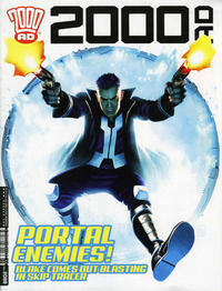 Cover Thumbnail for 2000 AD (Rebellion, 2001 series) #2088