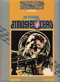 Cover Thumbnail for Colección Humanoides (Eurocomic, 1981 series) #4 - Atmósfera cero