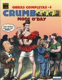 Cover Thumbnail for Obras Completas Crumb (Ediciones La Cúpula, 1985 ? series) #4 - Mode O'Day