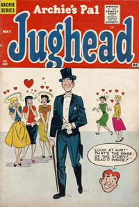 Cover Thumbnail for Archie's Pal Jughead (Archie, 1949 series) #60 [British]