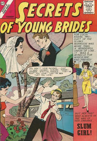 Cover Thumbnail for Secrets of Young Brides (Charlton, 1957 series) #35 [British]