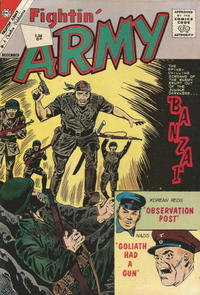 Cover Thumbnail for Fightin' Army (Charlton, 1956 series) #44 [British]