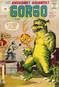 Cover Thumbnail for Gorgo (Charlton, 1961 series) #3 [British]