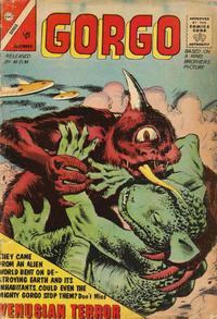 Cover Thumbnail for Gorgo (Charlton, 1961 series) #10 [British]