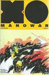 Cover Thumbnail for X-O Manowar (2017) (2017 series) #15 [Cover B - Jim Mahfood]