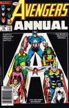 Cover for The Avengers Annual (Marvel, 1967 series) #12 [Newsstand]