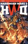 Cover for Harbinger Wars 2 (Valiant Entertainment, 2018 series) #2 [Cover A - J. G. Jones]