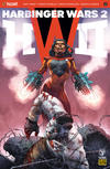 Cover for Harbinger Wars 2 (Valiant Entertainment, 2018 series) #2 Pre-Order Edition