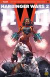 Cover for Harbinger Wars 2 (Valiant Entertainment, 2018 series) #2 Pre-Order Edition