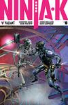 Cover for Ninja-K (Valiant Entertainment, 2017 series) #8 [Cover C - Clayton Crain]
