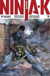Cover for Ninja-K (Valiant Entertainment, 2017 series) #7 [Cover D - Das Pastoras]