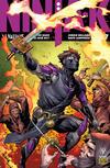 Cover for Ninja-K (Valiant Entertainment, 2017 series) #7 Pre-Order Edition