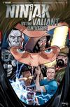 Cover for Ninjak vs. the Valiant Universe (Valiant Entertainment, 2018 series) #4 [Cover E - Barry Kitson]