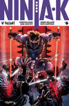 Cover for Ninja-K (Valiant Entertainment, 2017 series) #6 [Cover D - Neal Adams]