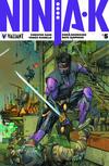 Cover for Ninja-K (Valiant Entertainment, 2017 series) #5 [Cover C - Kenneth Rocafort]