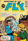 Cover Thumbnail for Adventures of The Fly (1960 series) #25 [15¢]